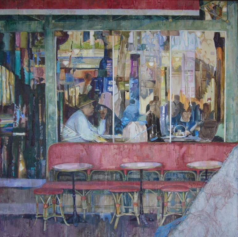 Cafe Danton 2005 100x100