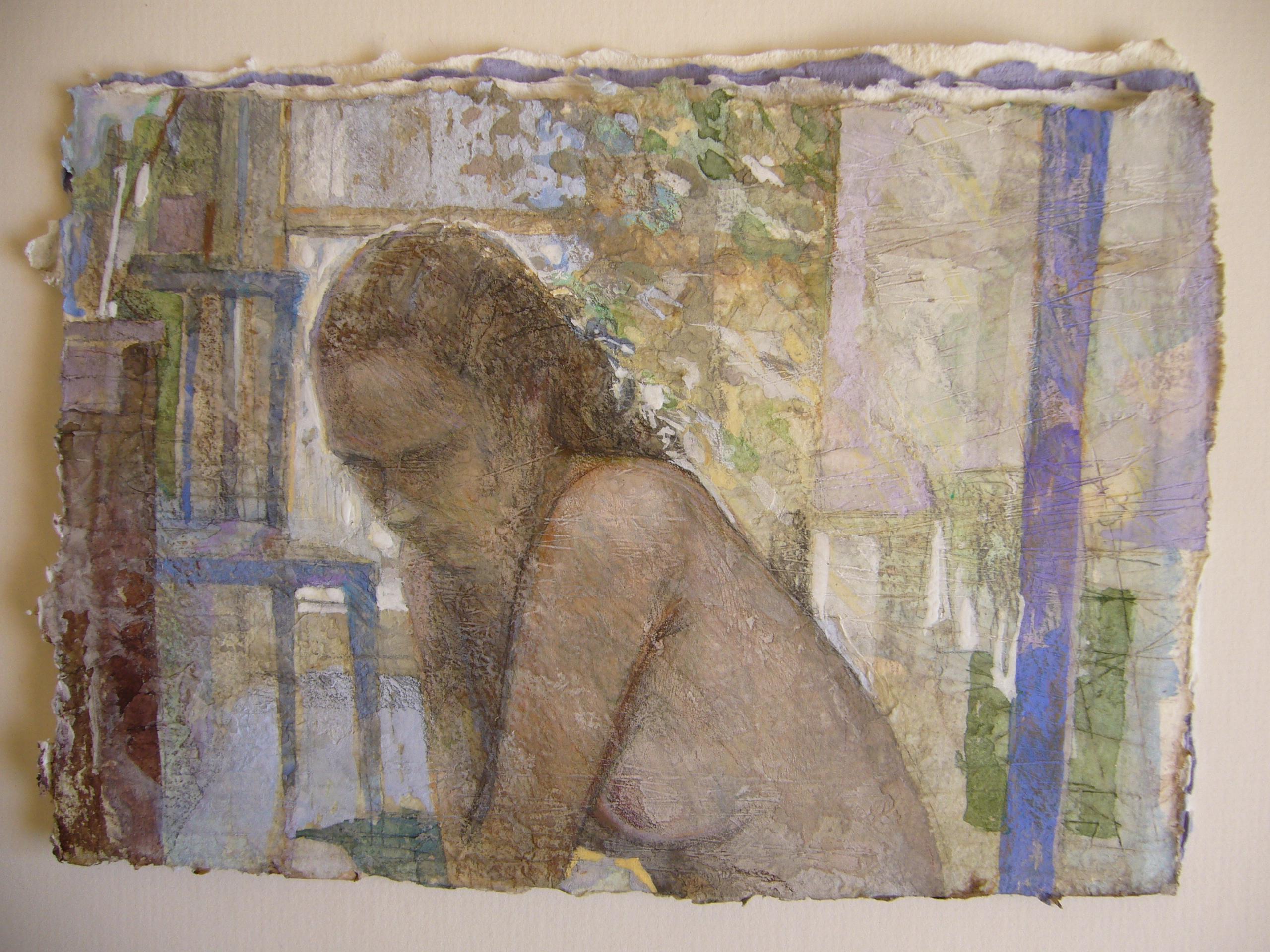 Model in the Studio 2006 21x16