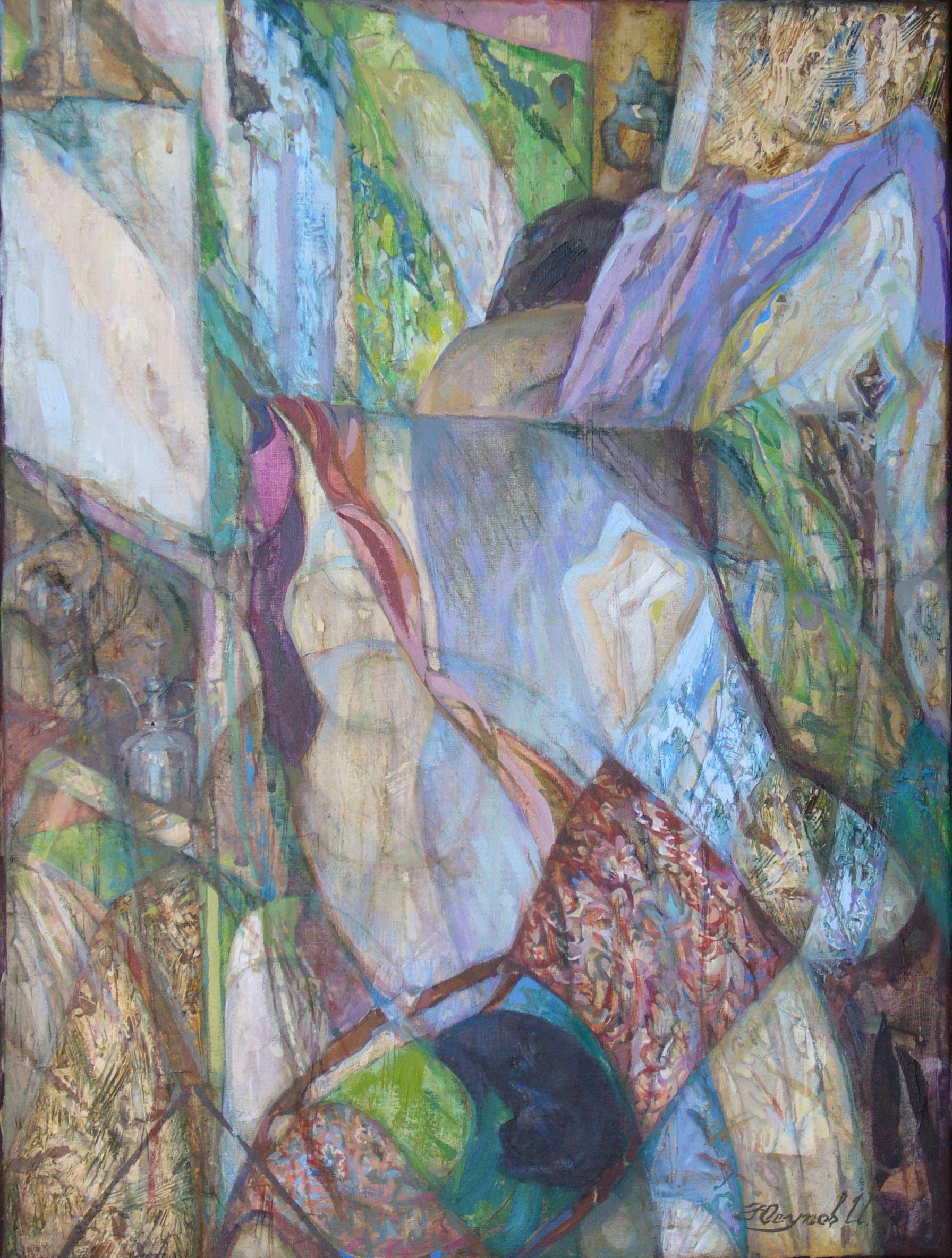 Nude in Studio 2006 60x40