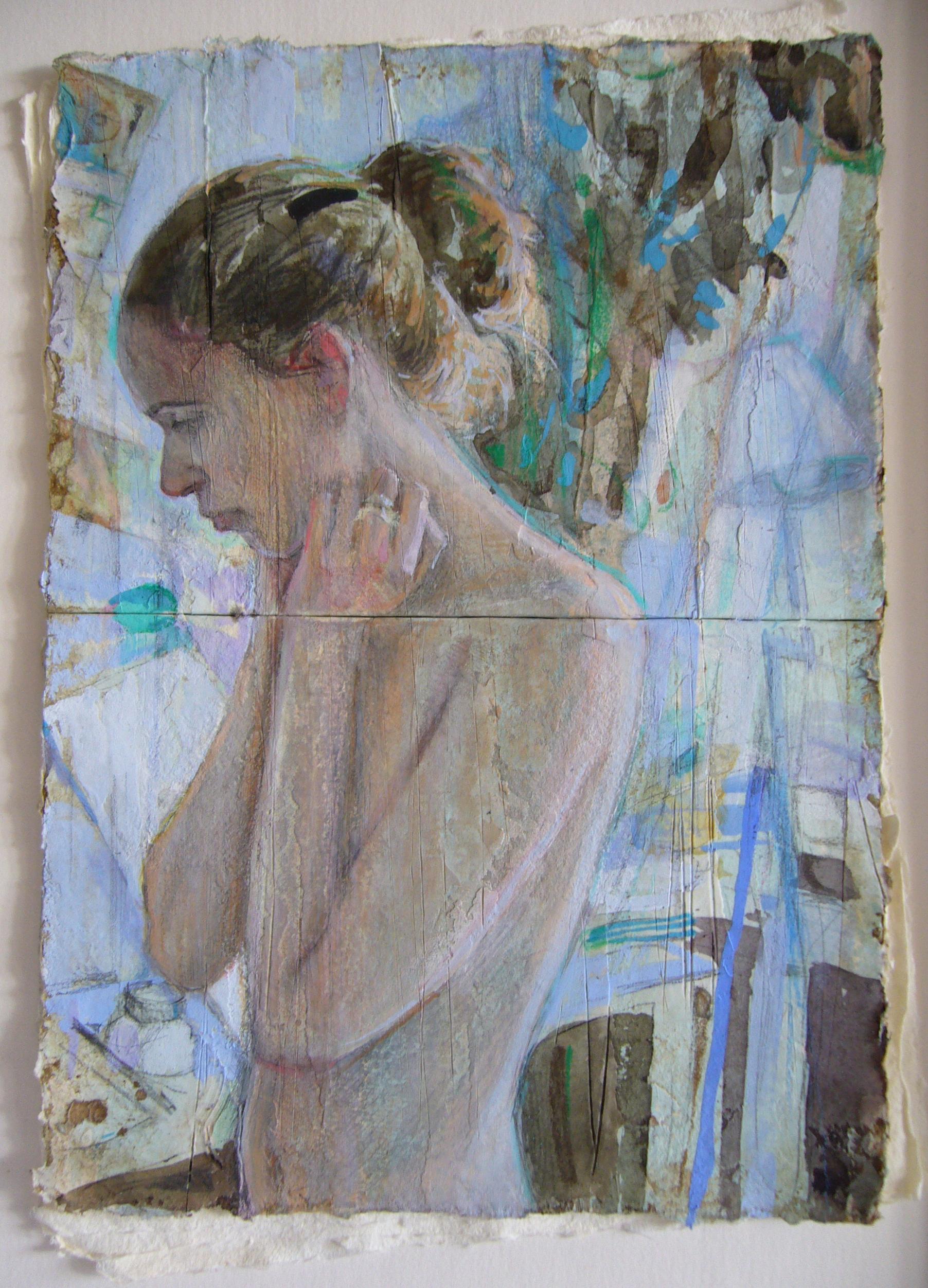 Lover No. 1 2007 16x21