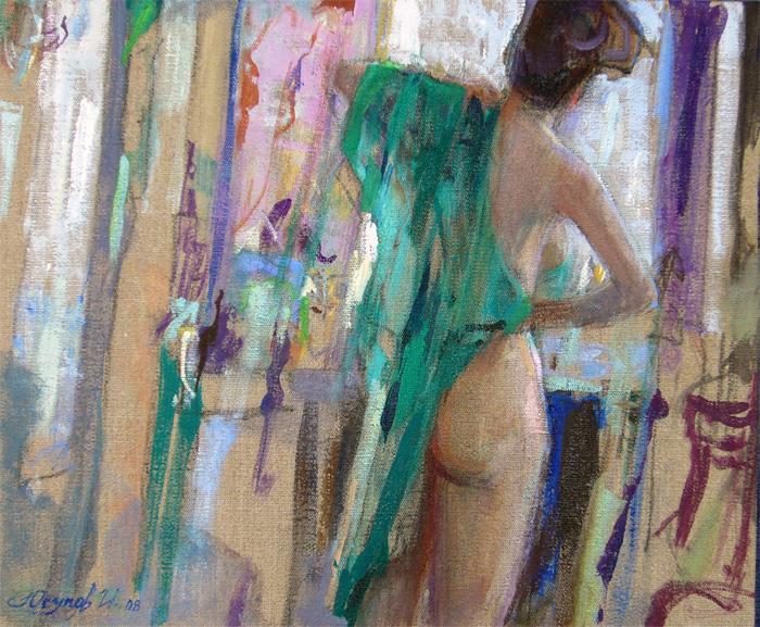 Nude 2008 54x62