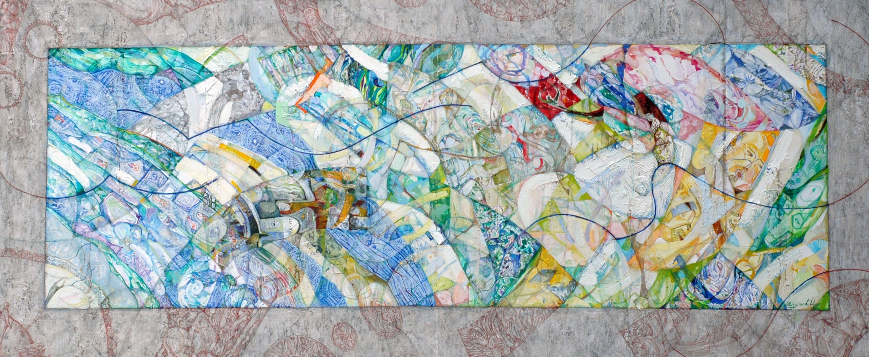 Kite sellers 2011 100x240